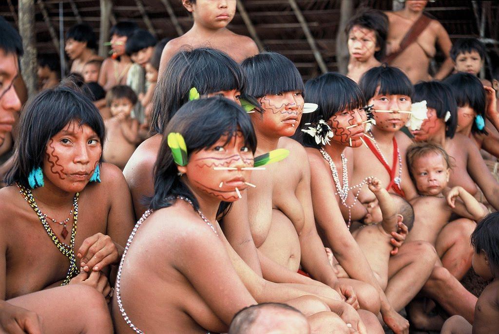 Indigenas brasileños advierten suicidio masivo si los despojan