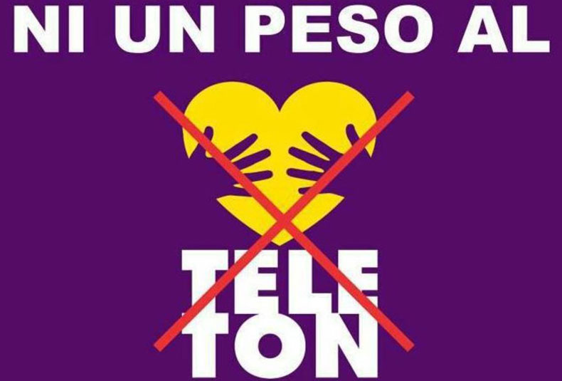 El fraude del Teletón