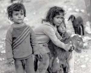 La Cara de la Pobreza