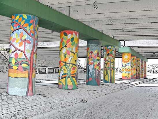 Murales en mi ciudad