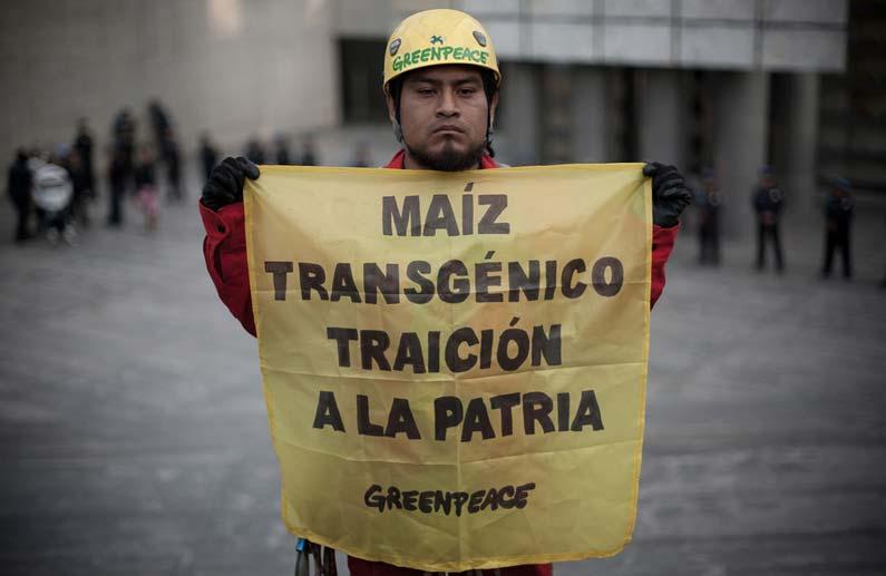Protestas contra monsanto